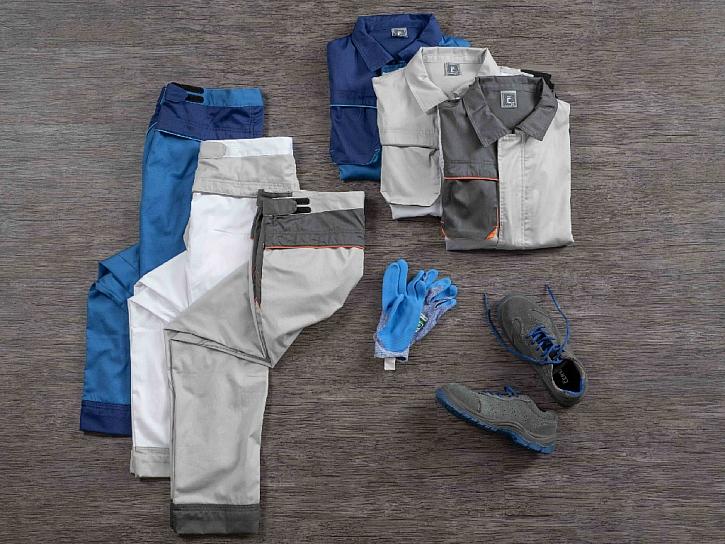 ochranný ESD oděv