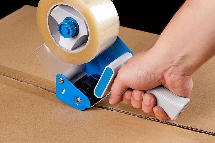 Lepicí páska je skutečně velmi prospěšným vynálezem (Zdroj: Depositphotos)