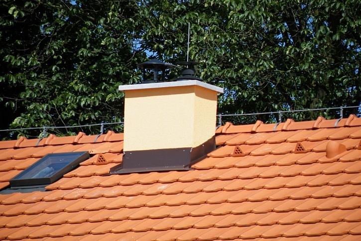 Tři benefity parotěsného prostupu HELUZ pro cihelné komíny