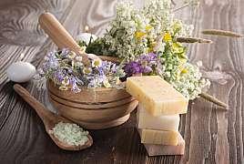 Přírodní kosmetická poradna péče o tělo