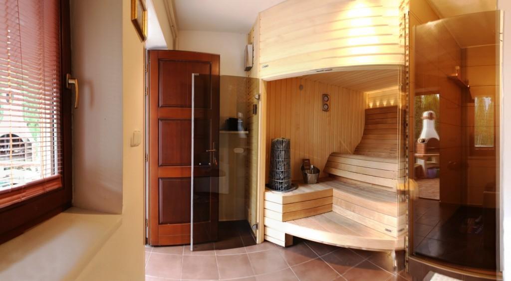 Finská sauna svépomocí