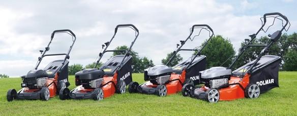 Sekání trávy pomocí moderních technologií
