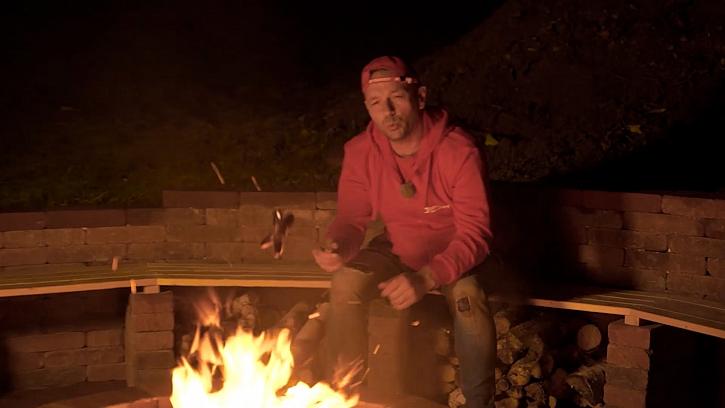 Jak postavit ohniště - 2. díl
