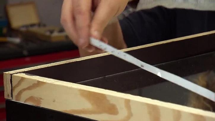 Lepení led pásky