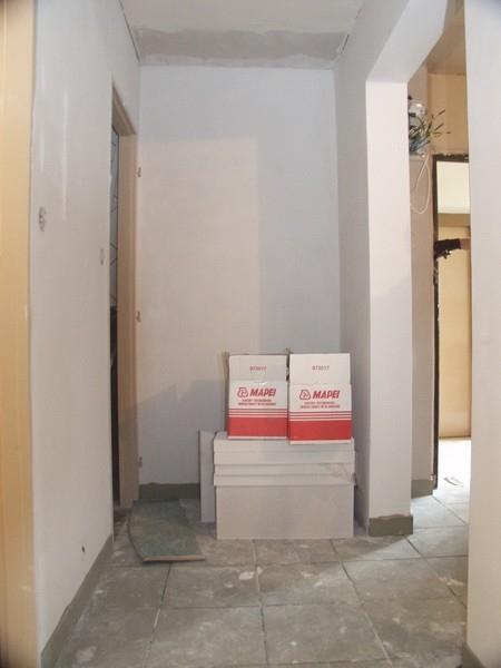 Rekonstrukce kuchyně a koupelny 2.díl