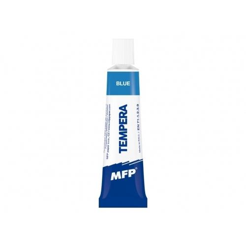 MFP temperové barvy 12ml modrá