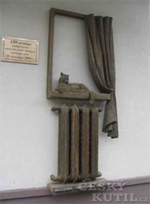 Pomník radiátoru