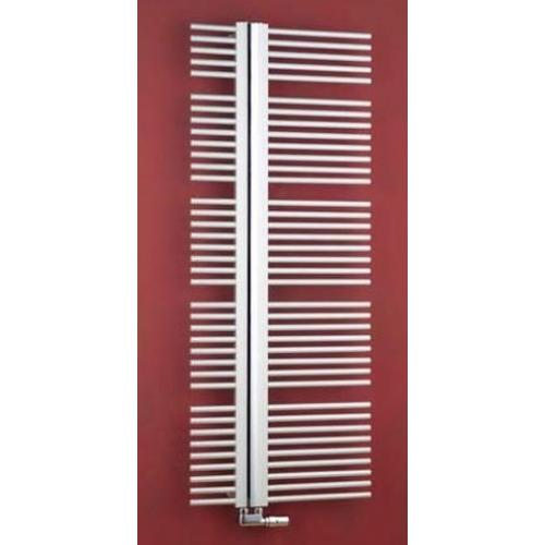 P.M.H. koupelnový radiátor HELIOS-ALU 600x1200 - HE2SS alu-nerez