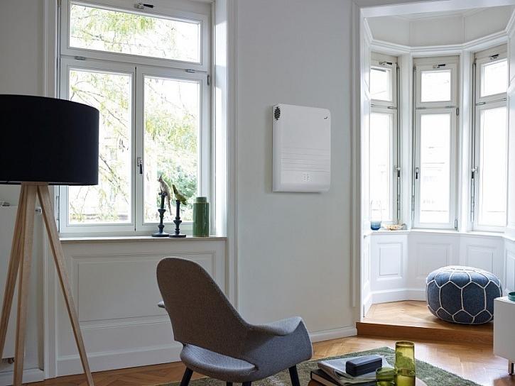 Zdravé, komfortní a elegantní větrání s rekuperací tepla zajistí Zehnder