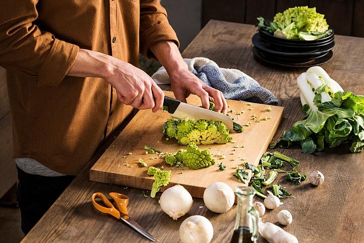 Soutěž o kuchyňský nůž Fiskars Hard Edge