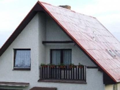 Plechová střecha jako nová
