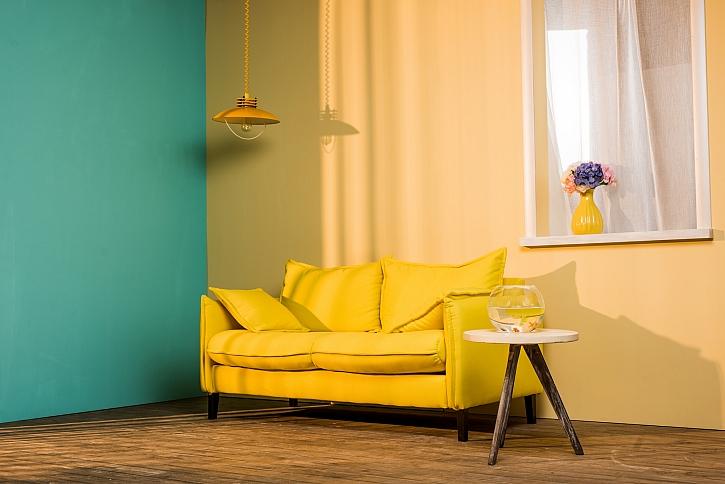 Barvu do interiéru, nebo na fasádu vám připraví míchací centrum