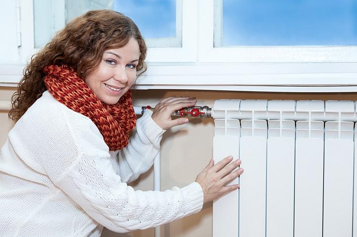 Jak zajistit vytápění plynem v rekreačních objektech? (Zdroj: Depositphotos)
