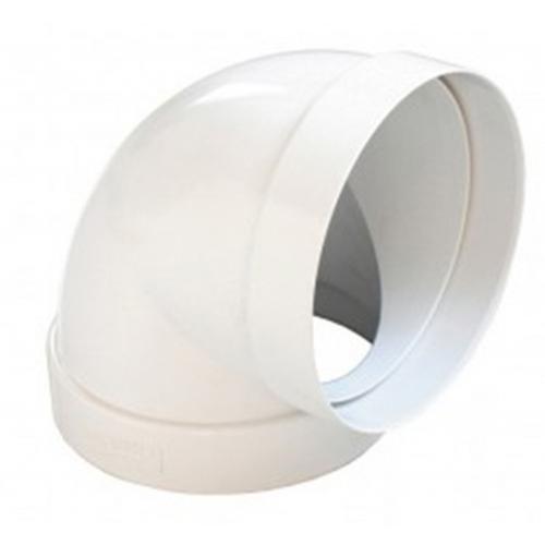 ARISTON Koleno ABS 90° pro trubky o průměru 125 mm