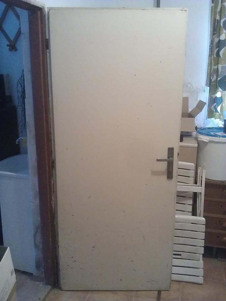 Interiérové dveře dosloužily...