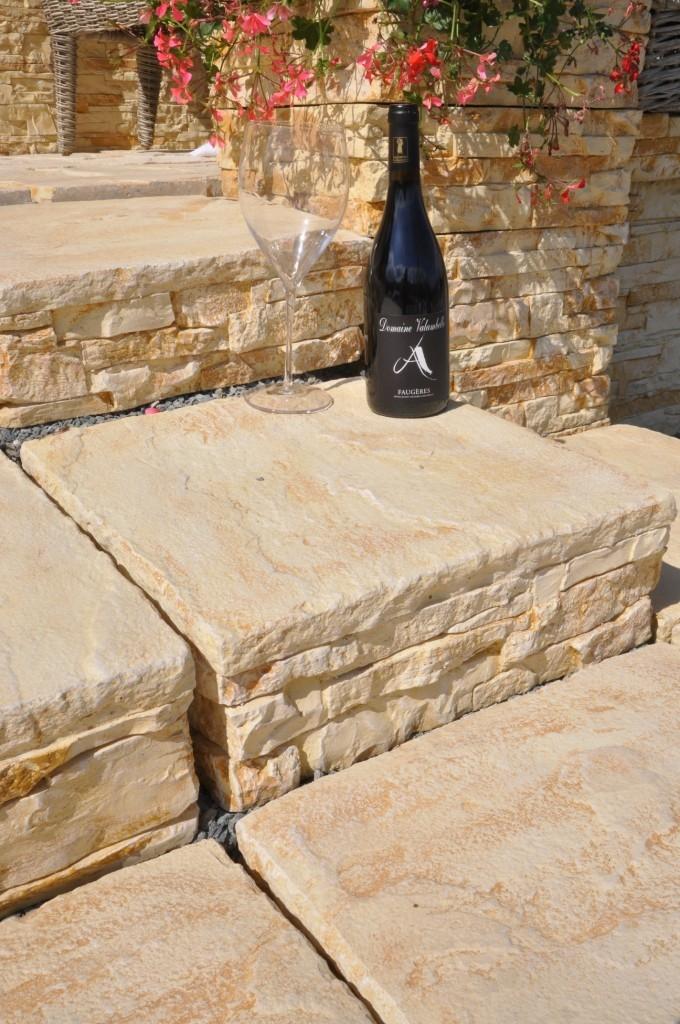 Kamenné prvky bez kamene? Proč ne?!