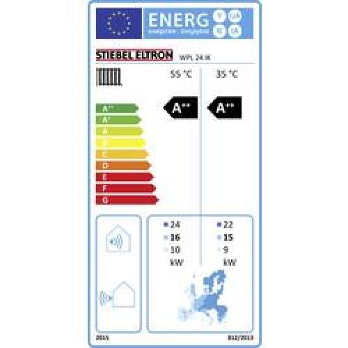 Tepelné čerpadlo voda - vzduch Stiebel Eltron WPL 24 IK 235879