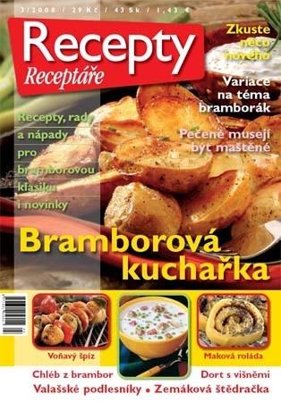Recepty receptáře 3/2008