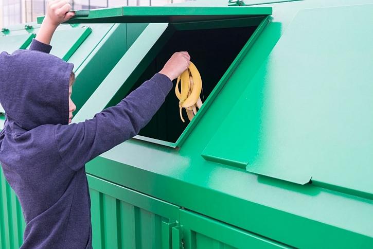 I bioodpad má své místo v kontejnerech