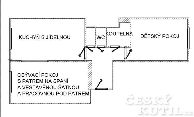 Dům nebo byt - projekt: