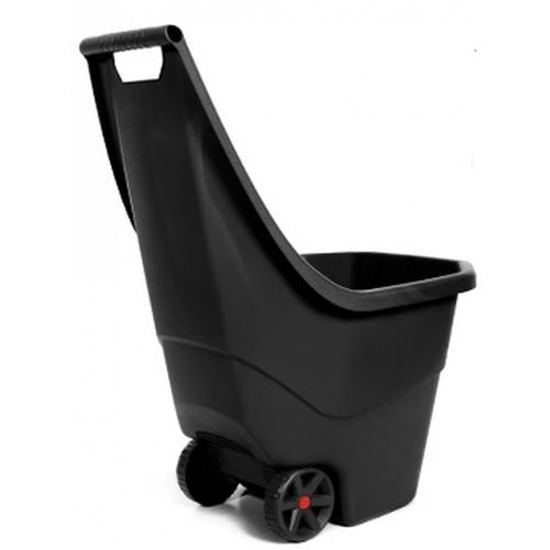 PROSPERPLAST LOAD & GO 55L Zahradní vozík černý