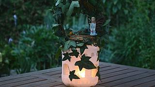 Jak udělat romantickou lucernu snadno, rychle a za pár korun