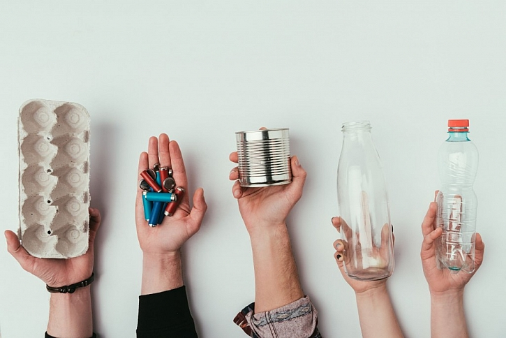 Dbejte na důsledné a správné třídění odpadů