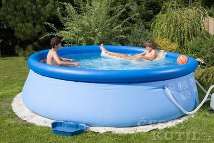 Chemie pro bazény
