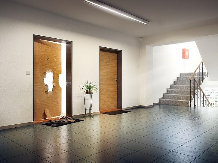 Jak zlepšit zabezpečení bytu i společných prostor?