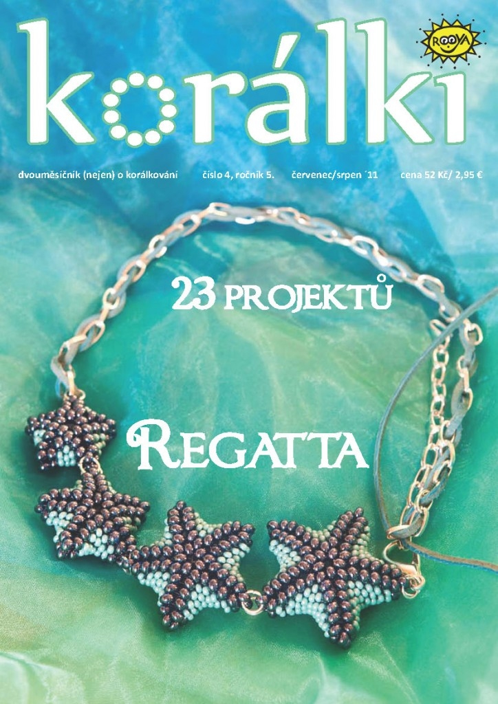 Časopis Korálki 4/2011
