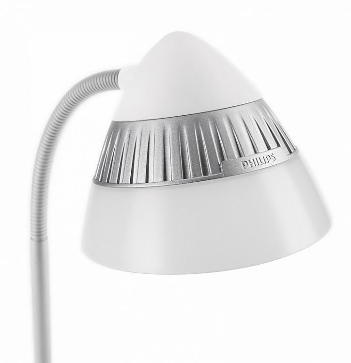 LED zdroj je součástí lampičky.