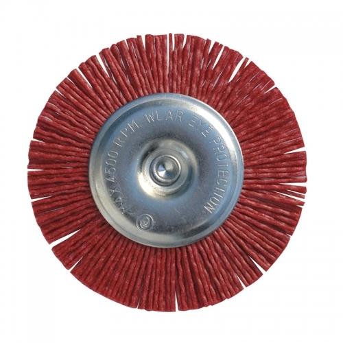 GÜDE Nylonový kartáč pro mechanický čistič spár GFR 400