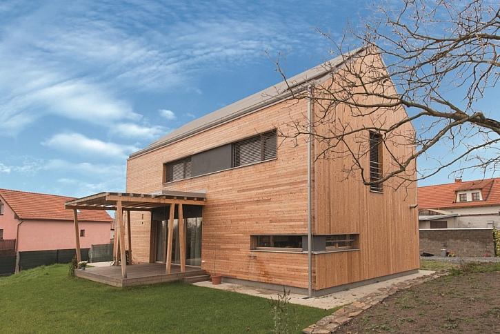 Veletrh FOR PASIV představí vše o pasivních domech zděných i dřevostavbách, přichystáno je i poradenské centrum