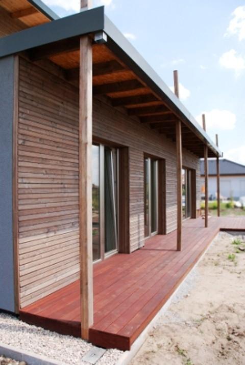 Stavba energeticky úsporného domu