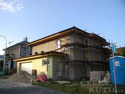 Materiály Knauf jsou vhodné i pro dřevostavby