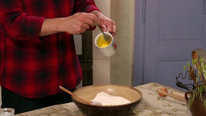 Mixování vajíčka