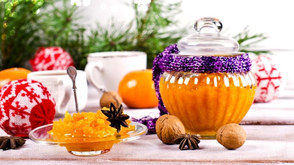 Adventní pomerančová marmeláda: Zavařování nikdy nekončí, ani na Vánoce