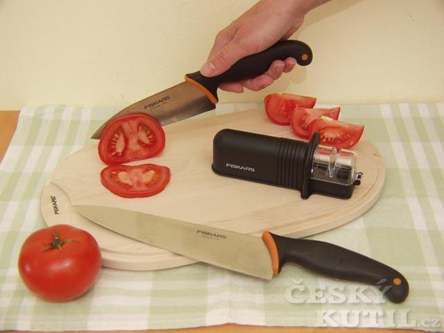 Ostření nože