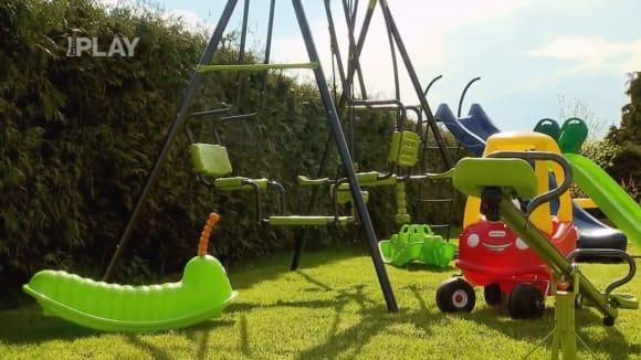 Jaké herní prvky pro děti vybrat na zahradu