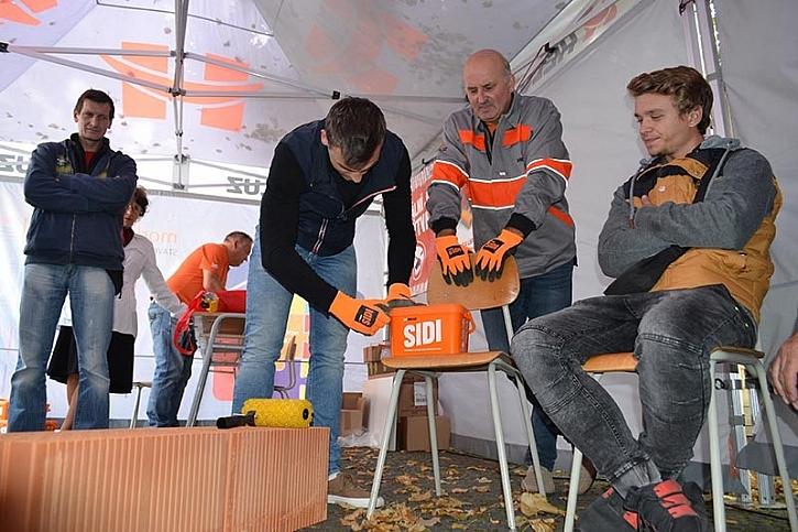 HELUZ opět podpořil soutěž studentů řemeslných oborů ŘEMESLO/SKILL