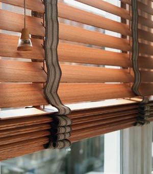 Oblíbené okenní žaluzie