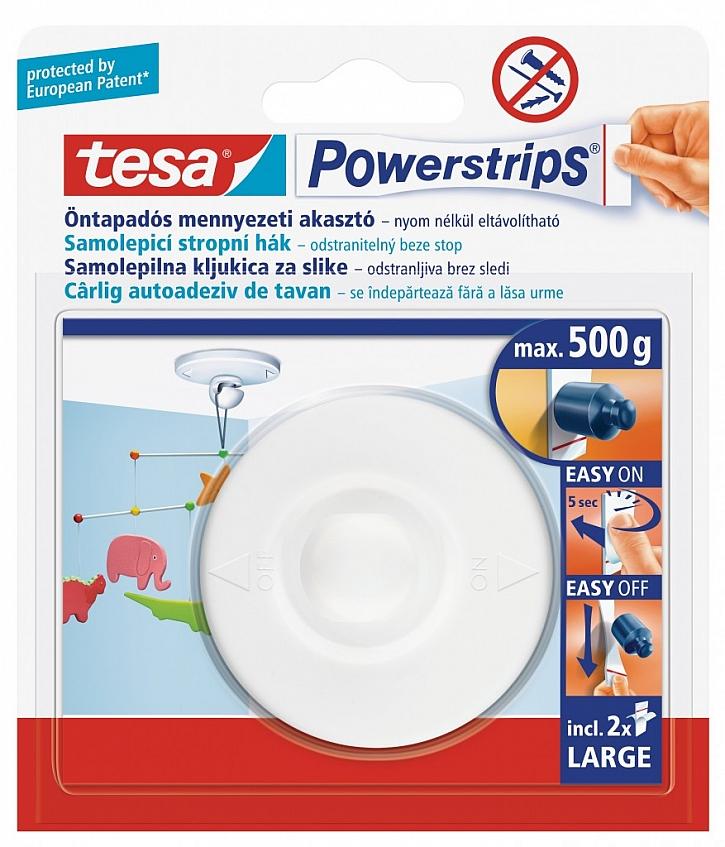 Tesa Powerstrips® Dekorační háčky