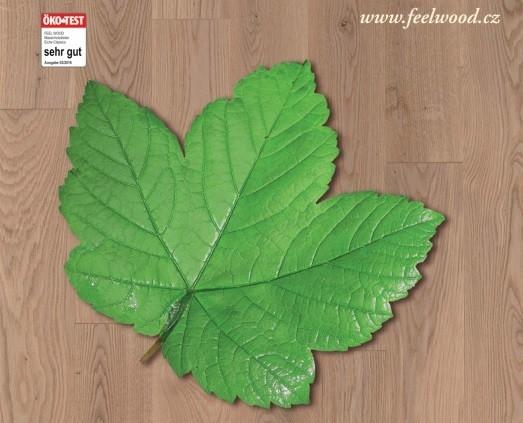 Masivní podlahy FeelWood jsou vyráběné z jednoho kusu masivního dřeva bez použití jakékoliv chemie, s absencí lepidel.