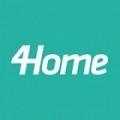 Logo 4home, a.s. - specialista pro váš domov