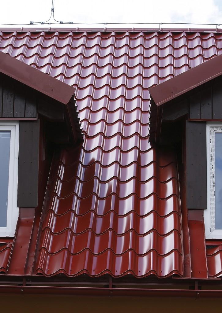 10 výhod plechových střešních krytin LINDAB
