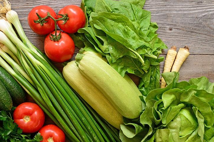Podzimní zeleninu lze nejen sklízet, ale některé druhy i opakovaně pěstovat (Zdroj: Depositphotos)