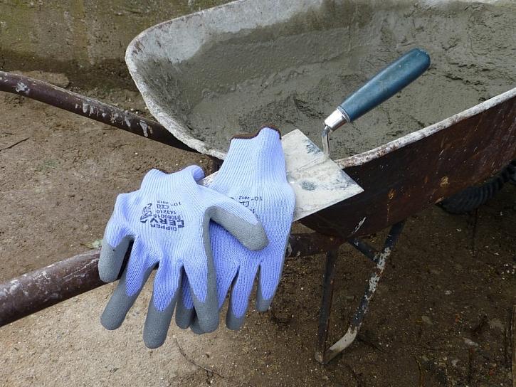Speciální pracovní rukavice