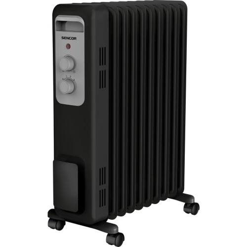 SENCOR SOH 3309BK olejový radiátor černý