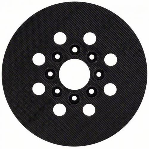 BOSCH Brusný talíř 125 mm, bez upevňovací sady 2608601175