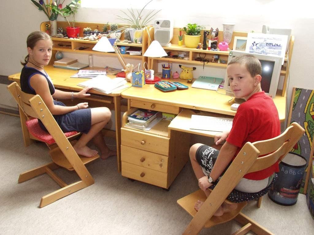 Psací stůl do dětského pokoje